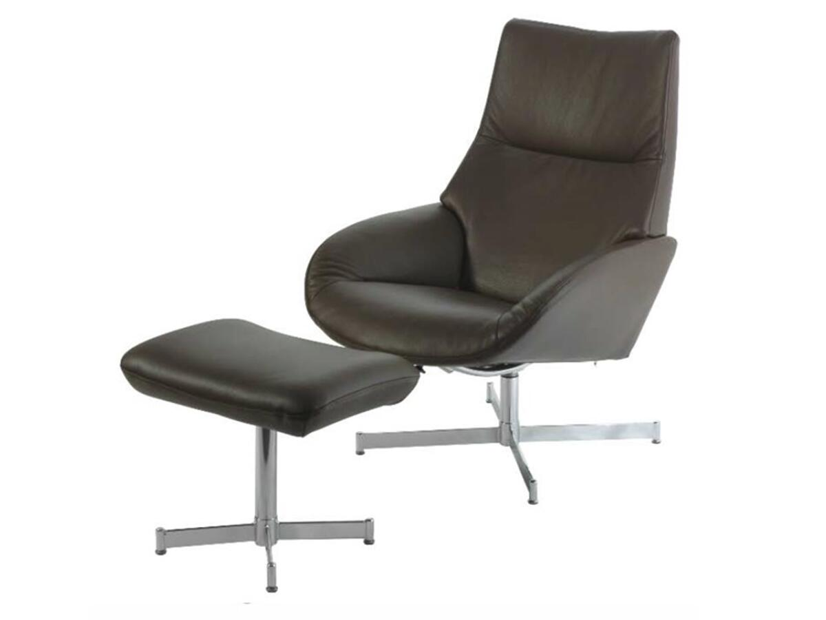 Fauteuil relax+ repose pieds